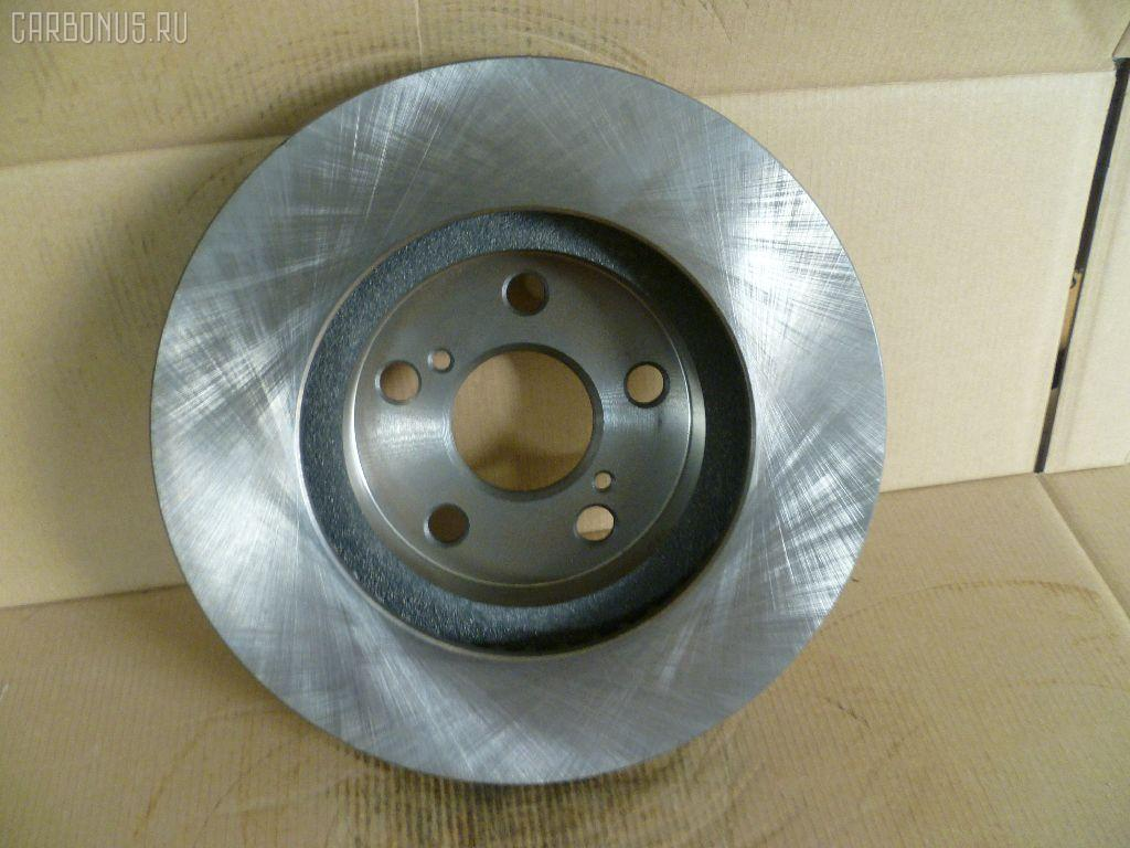 Тормозной диск TOYOTA CALDINA AT211G. Фото 3