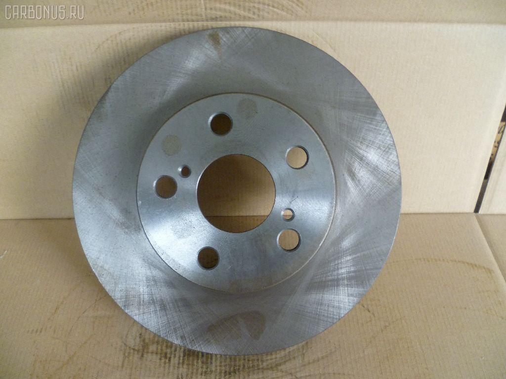 Тормозной диск TOYOTA CALDINA AT211G. Фото 5