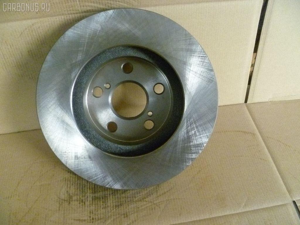 Тормозной диск TOYOTA CALDINA AT211G. Фото 6