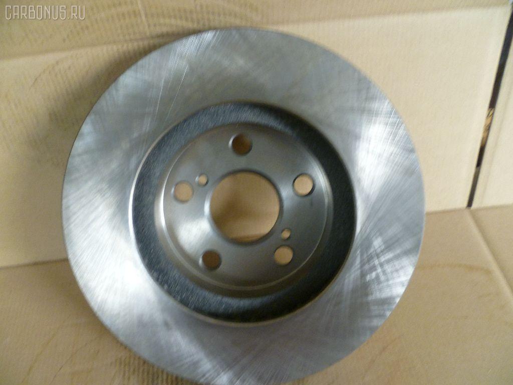Тормозной диск TOYOTA CALDINA AT211G. Фото 7