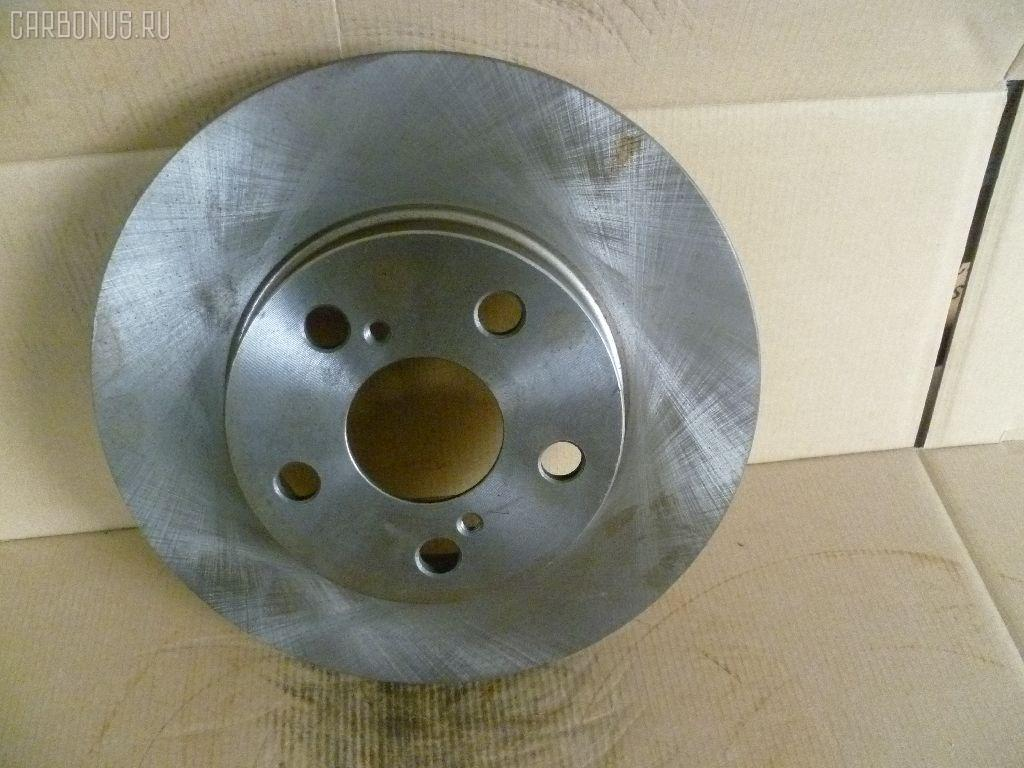 Тормозной диск TOYOTA CALDINA AT211G. Фото 8