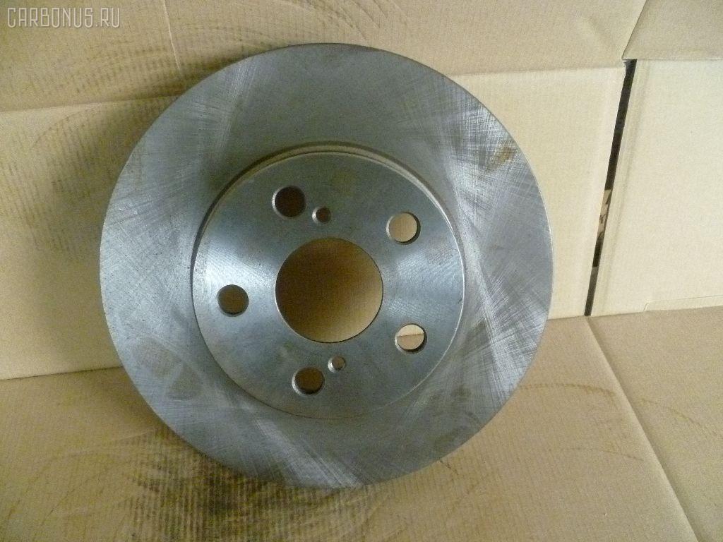 Тормозной диск TOYOTA CALDINA AT211G. Фото 10
