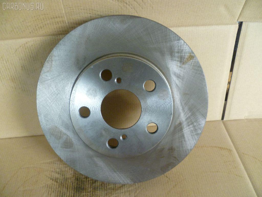 Тормозной диск TOYOTA CALDINA AT211G. Фото 11