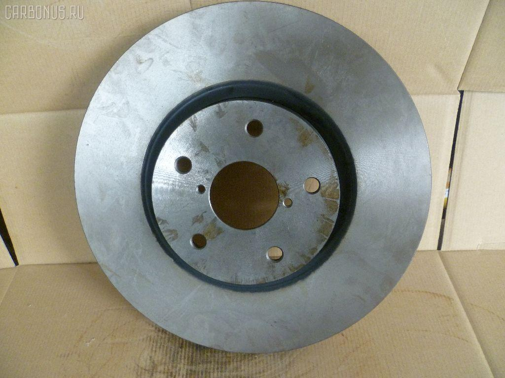 Тормозной диск SUBARU IMPREZA GDB EJ207. Фото 1