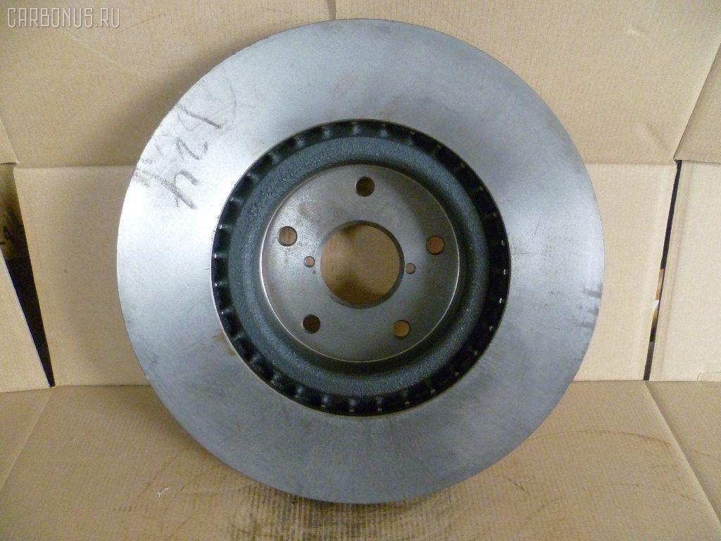 Тормозной диск SUBARU IMPREZA GDB EJ207. Фото 2