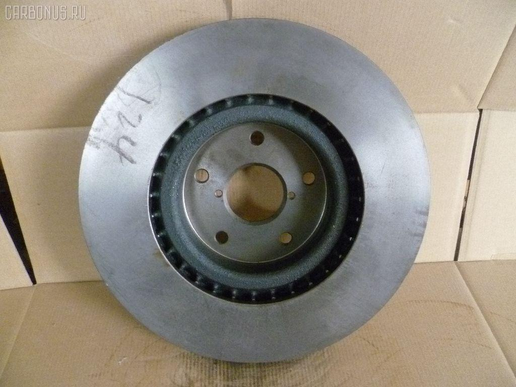 Тормозной диск SUBARU IMPREZA GDB EJ207. Фото 3