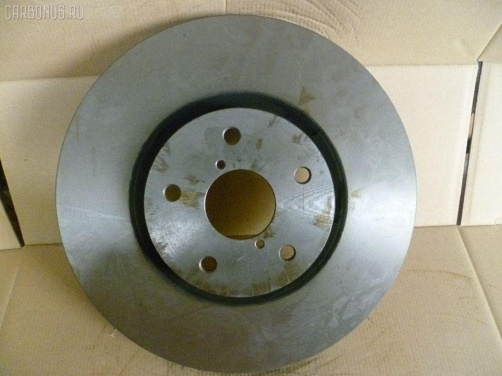 Тормозной диск SUBARU IMPREZA GDB EJ207. Фото 5