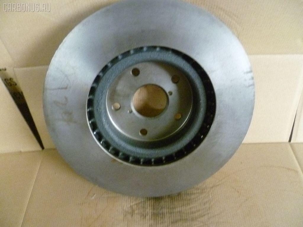 Тормозной диск SUBARU IMPREZA GDB EJ207. Фото 6