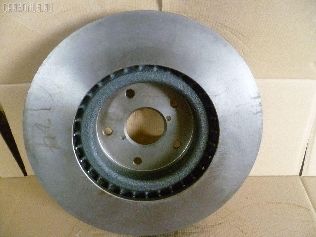 Тормозной диск SUBARU IMPREZA GDB EJ207. Фото 7