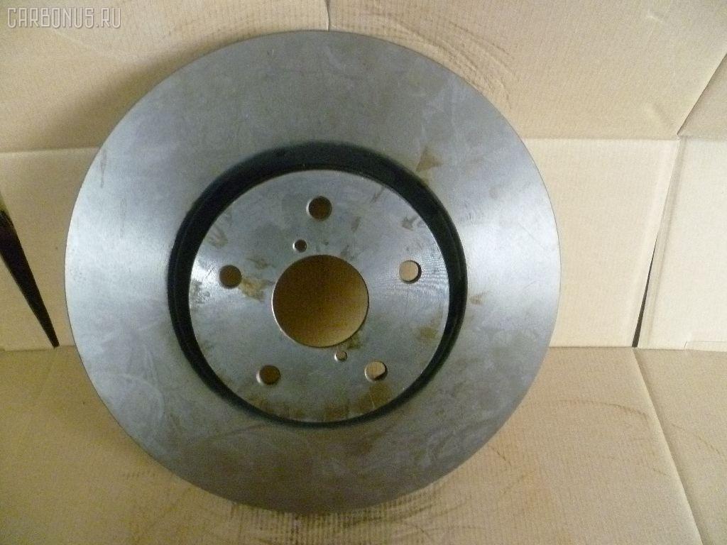 Тормозной диск SUBARU IMPREZA GDB EJ207. Фото 8