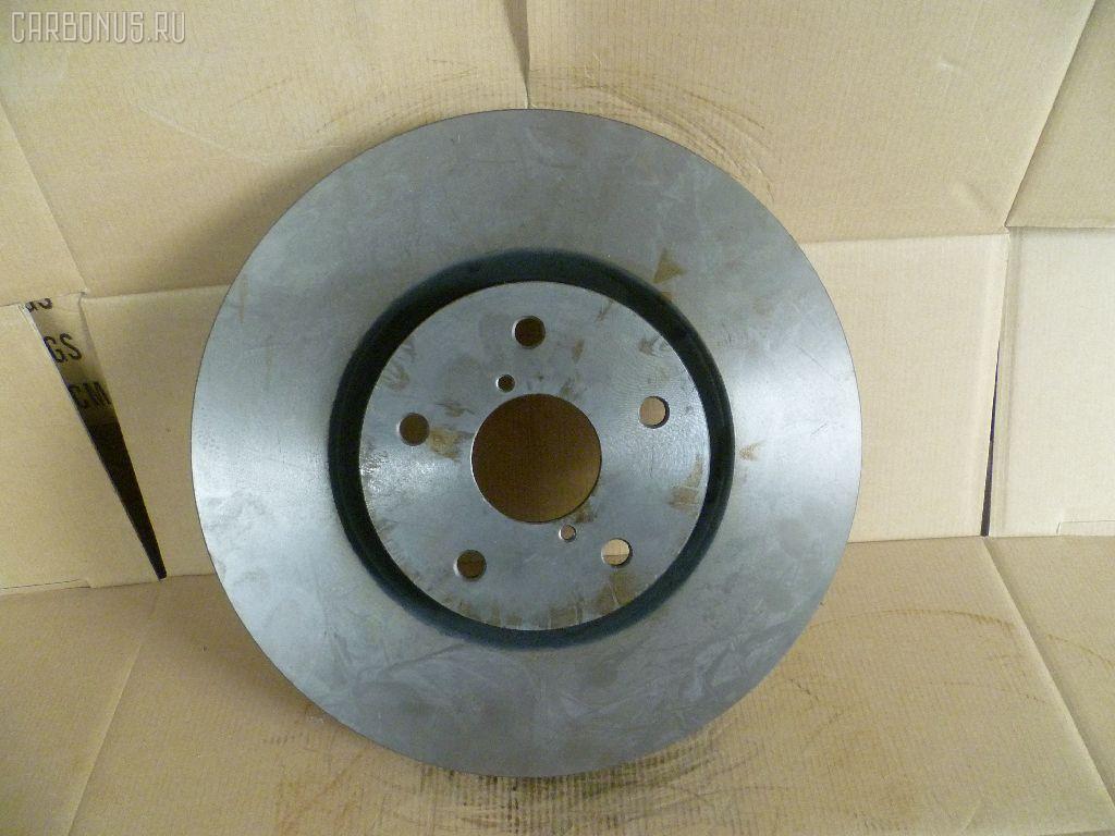 Тормозной диск SUBARU IMPREZA GDB EJ207. Фото 9