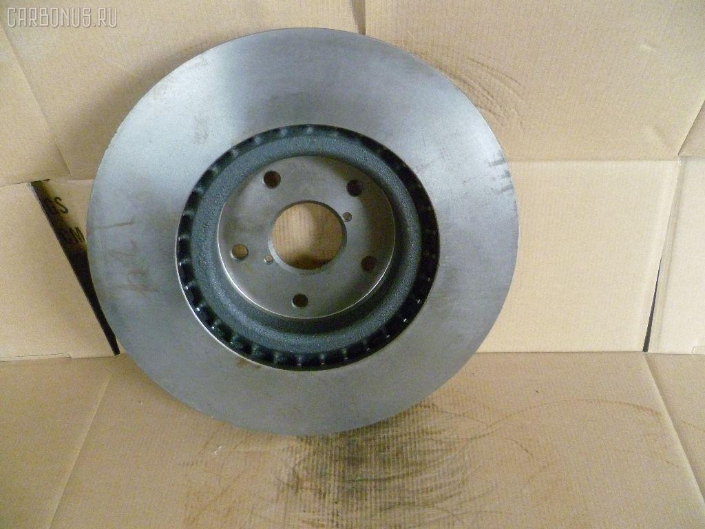 Тормозной диск SUBARU IMPREZA GDB EJ207. Фото 10