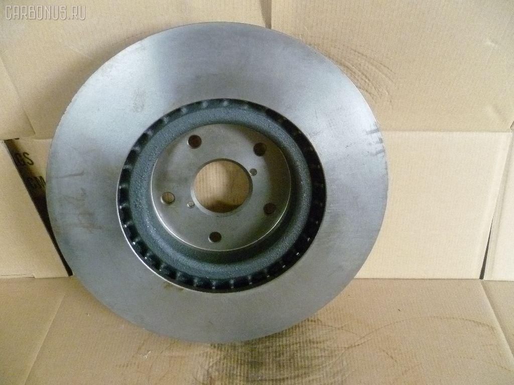 Тормозной диск SUBARU IMPREZA GDB EJ207. Фото 11