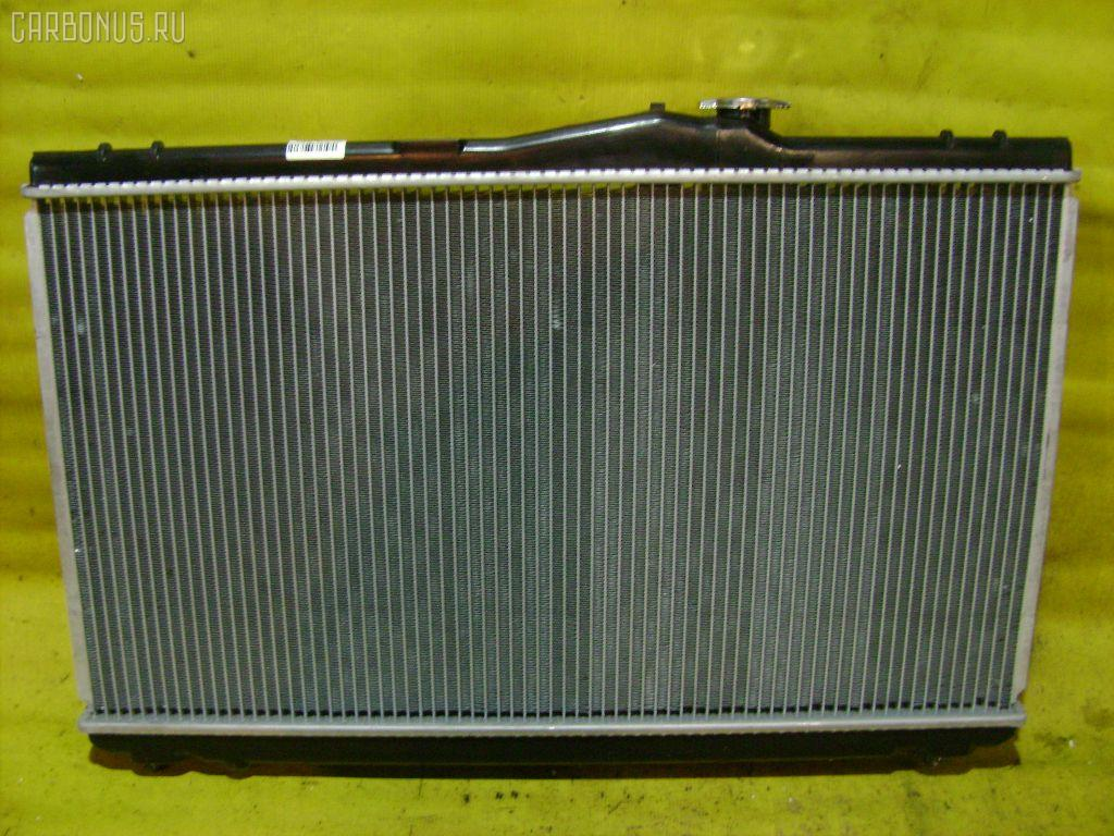 Радиатор ДВС TOYOTA MARK II JZX90 1JZ-GE. Фото 4