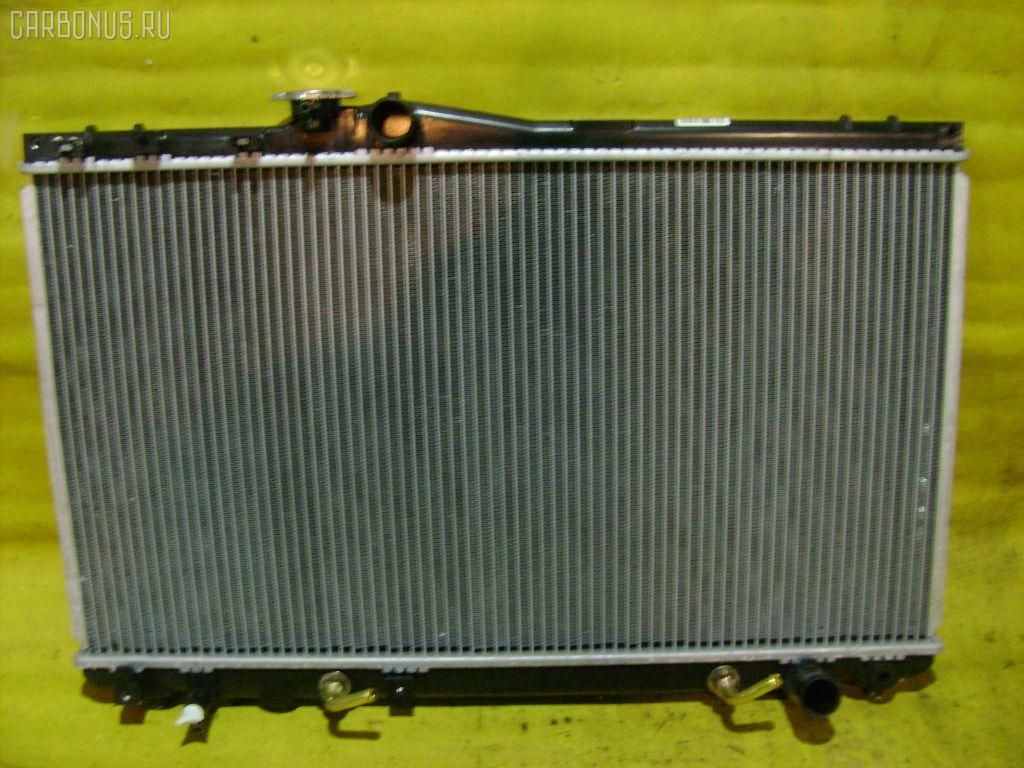 Радиатор ДВС TOYOTA MARK II JZX90 1JZ-GE. Фото 5