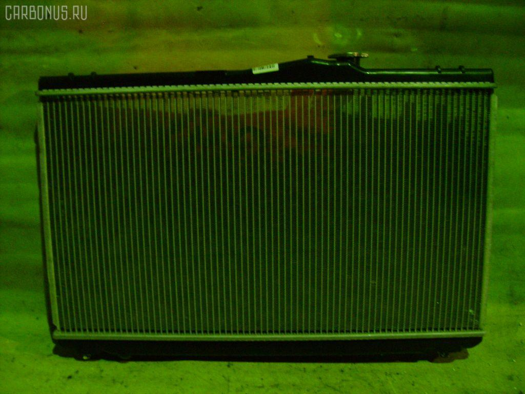Радиатор ДВС TOYOTA MARK II JZX90 1JZ-GE. Фото 9