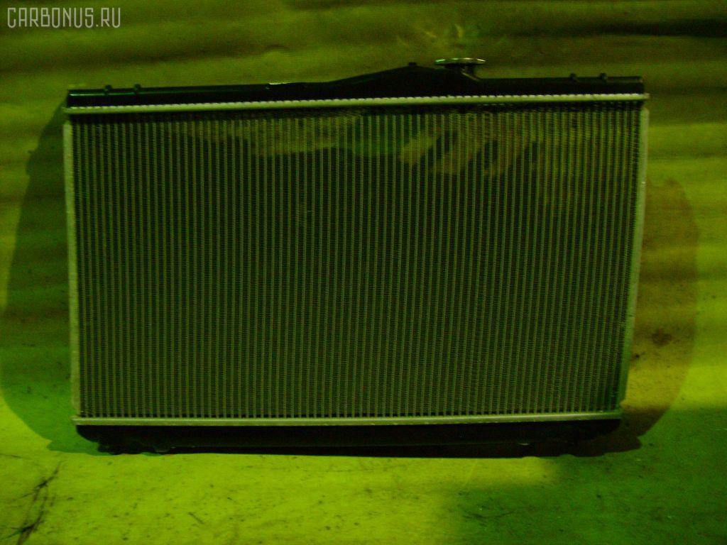 Радиатор ДВС TOYOTA MARK II JZX90 1JZ-GE. Фото 11
