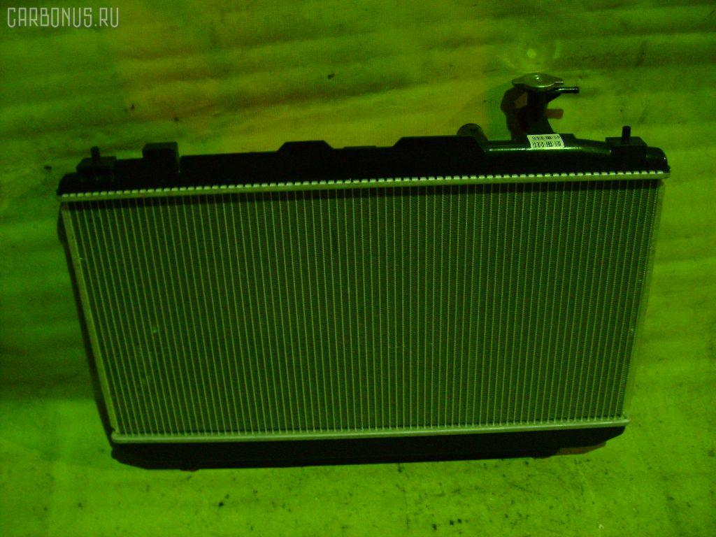 Радиатор ДВС TOYOTA RAV4 ACA21W 1AZ-FSE. Фото 9