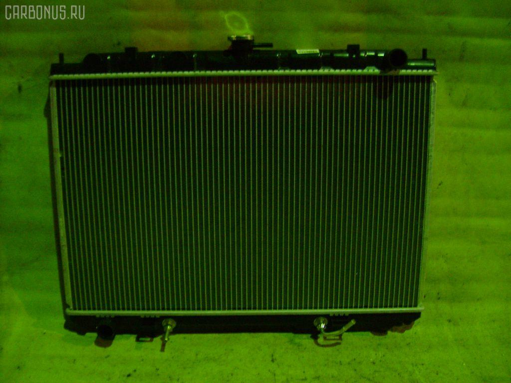 Радиатор ДВС NISSAN SERENA PC24 SR20DE. Фото 5