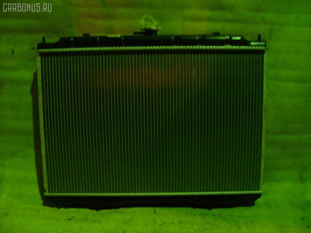 Радиатор ДВС NISSAN SERENA PC24 SR20DE. Фото 6