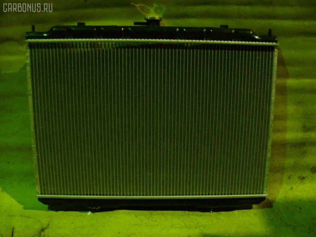 Радиатор ДВС NISSAN SERENA PC24 SR20DE. Фото 8