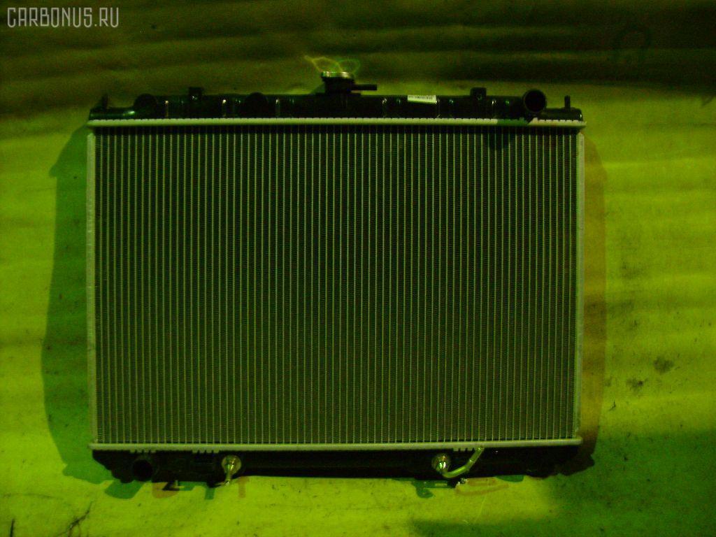 Радиатор ДВС NISSAN SERENA PC24 SR20DE. Фото 9