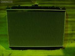 Радиатор ДВС Nissan Rnessa PC24 SR20DE Фото 2
