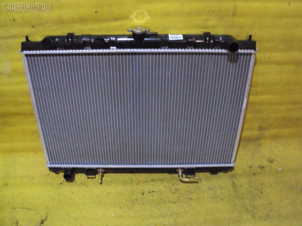 Радиатор ДВС NISSAN SERENA PC24 SR20DE. Фото 10