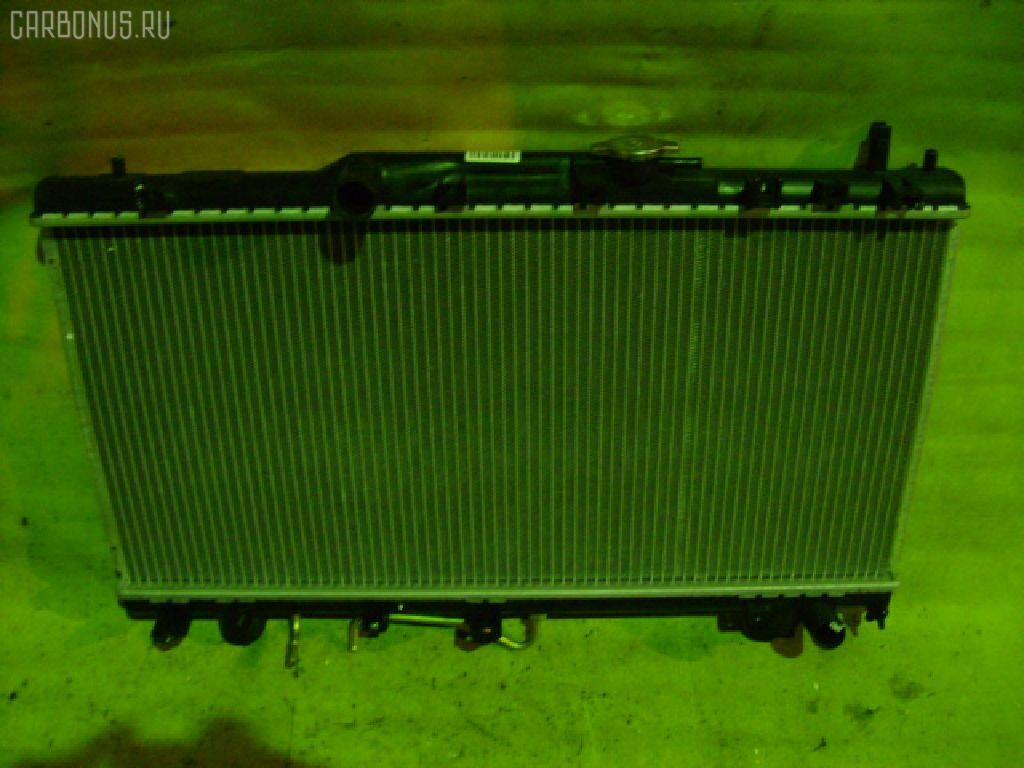Радиатор ДВС TOYOTA CORONA PREMIO ST215 3S-FE. Фото 11