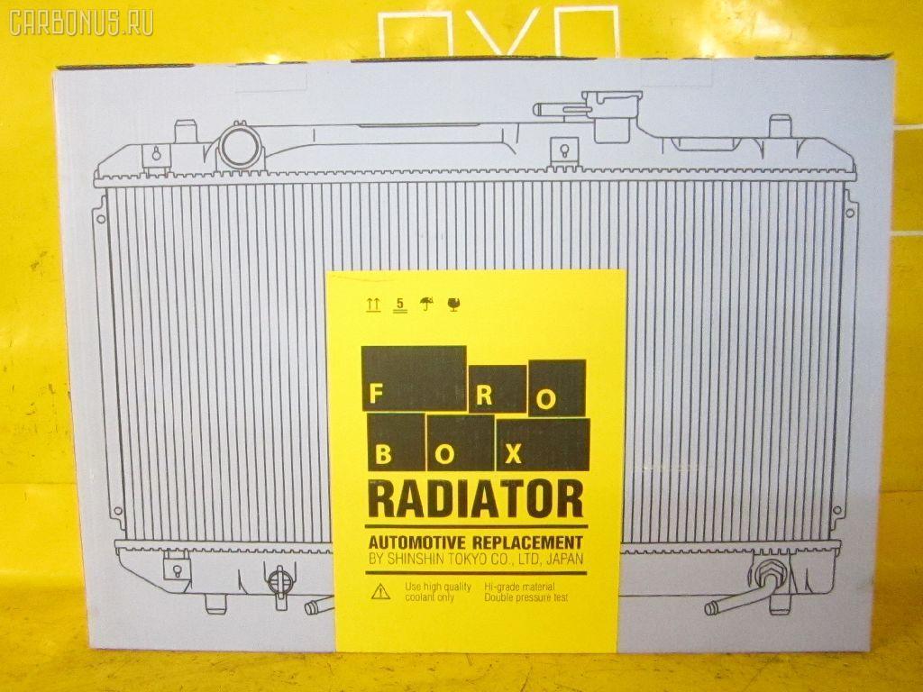Радиатор ДВС HONDA ACCORD CB3 F20A Фото 3