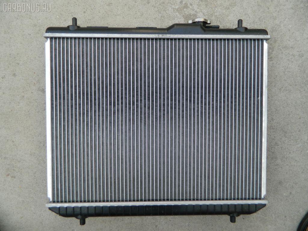 Радиатор ДВС DAIHATSU TERIOS J100G HC-EJ. Фото 3