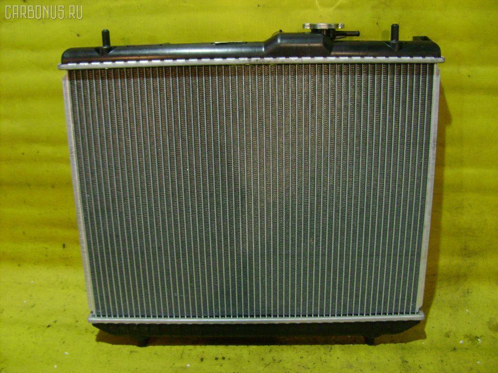 Радиатор ДВС DAIHATSU TERIOS J100G HC-EJ. Фото 1