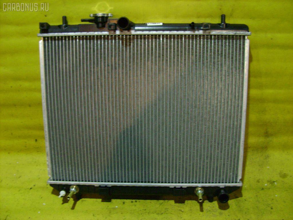 Радиатор ДВС DAIHATSU TERIOS J100G HC-EJ. Фото 2