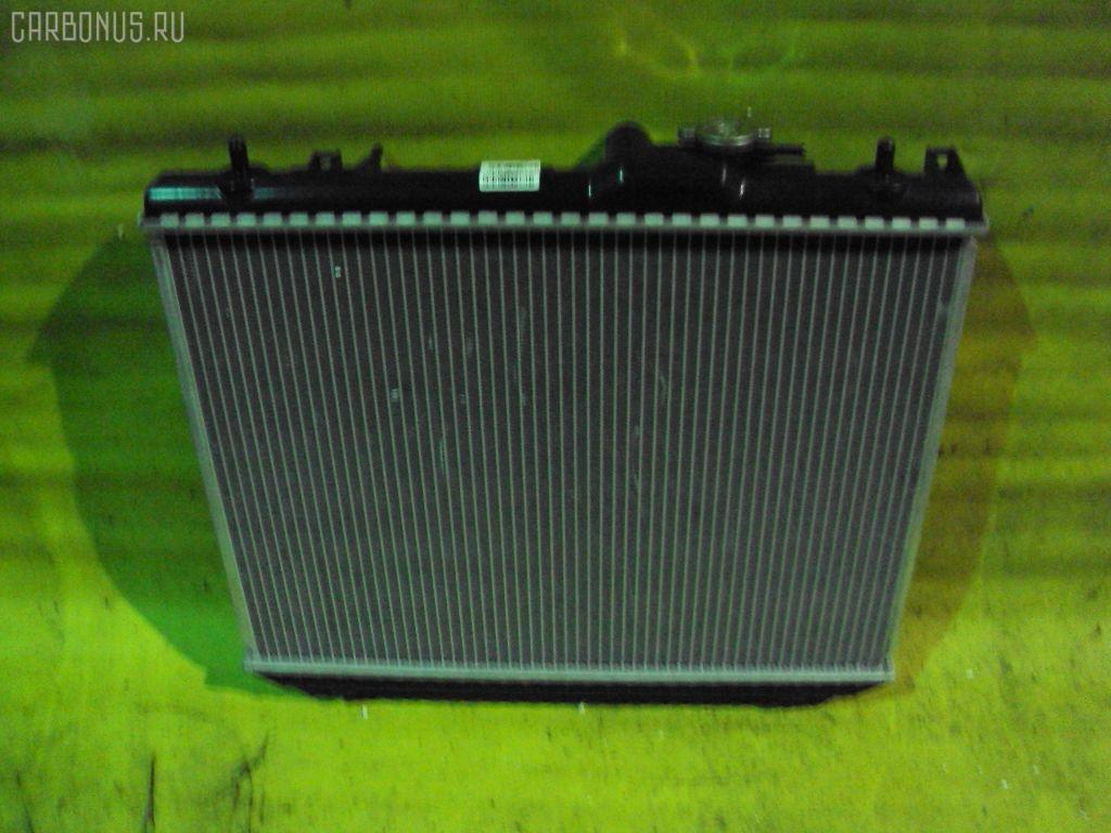 Радиатор ДВС DAIHATSU TERIOS J100G HC-EJ. Фото 4