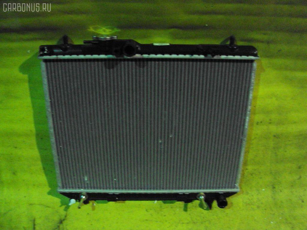 Радиатор ДВС DAIHATSU TERIOS J100G HC-EJ. Фото 5