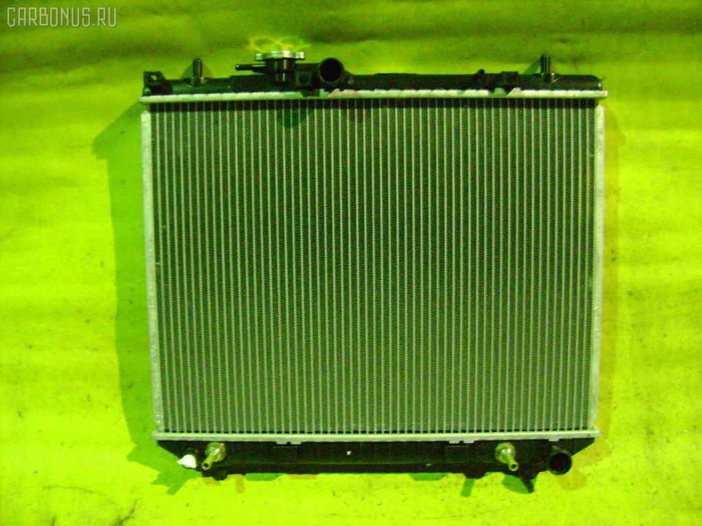 Радиатор ДВС DAIHATSU TERIOS J100G HC-EJ. Фото 7