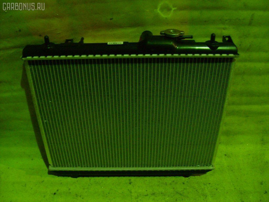 Радиатор ДВС DAIHATSU TERIOS J100G HC-EJ. Фото 8