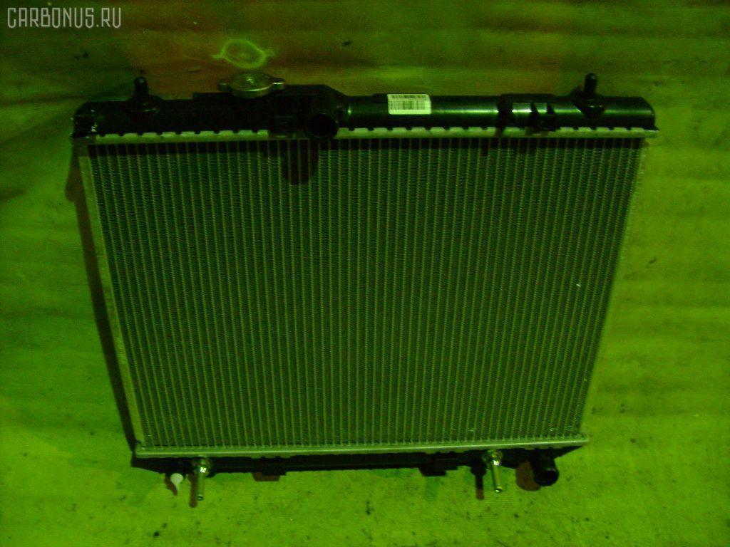 Радиатор ДВС DAIHATSU TERIOS J100G HC-EJ. Фото 9