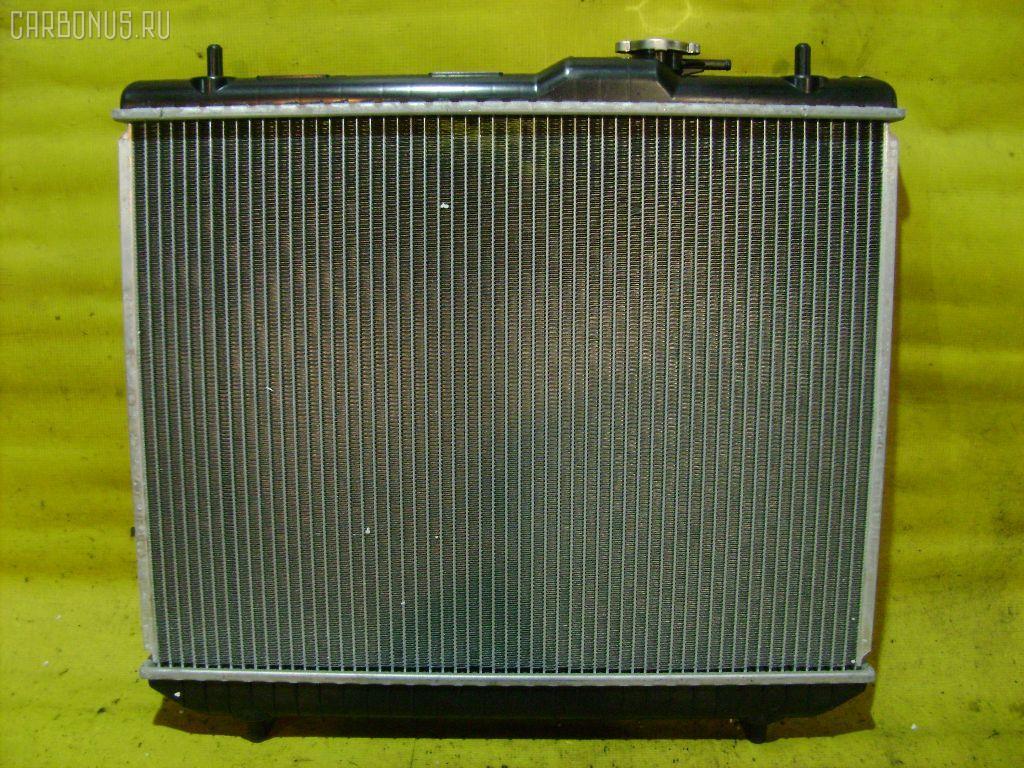 Радиатор ДВС DAIHATSU TERIOS J100G HC-EJ. Фото 10
