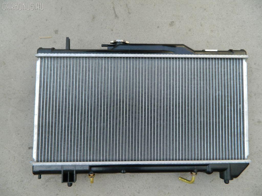 Радиатор ДВС TOYOTA CORONA AT190 4A-FE. Фото 6
