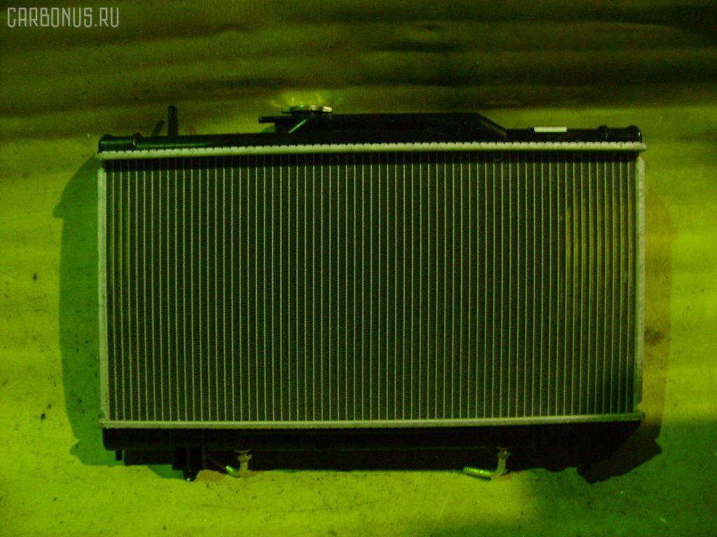 Радиатор ДВС TOYOTA CORONA AT190 4A-FE. Фото 4