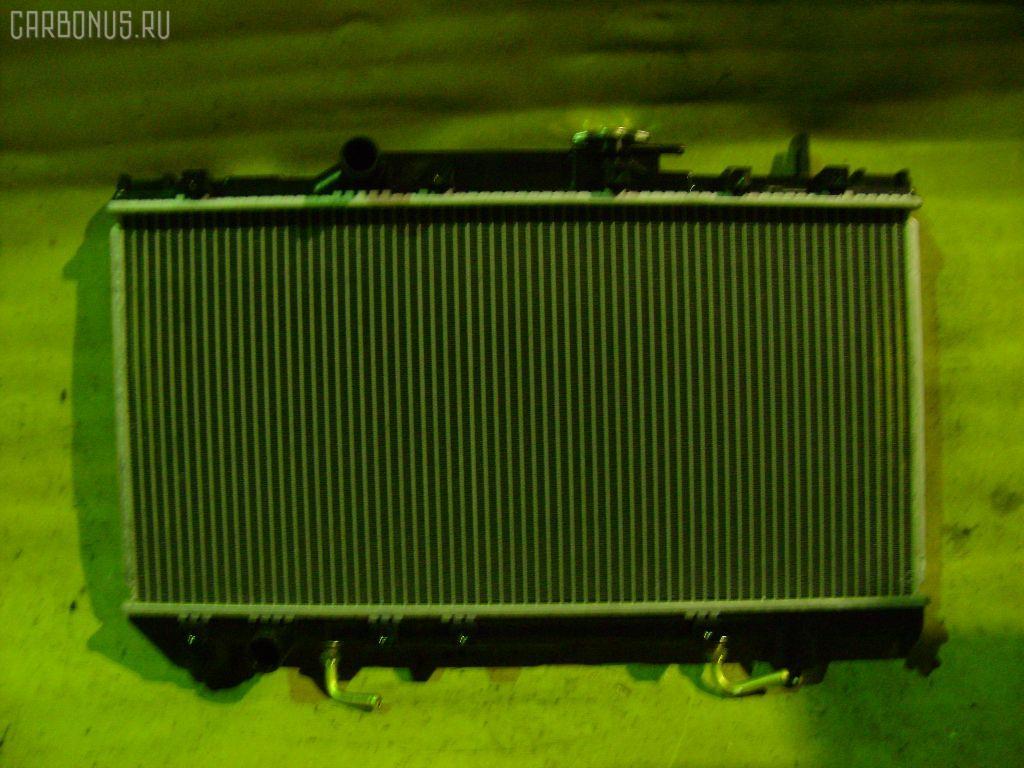 Радиатор ДВС TOYOTA CORONA AT190 4A-FE. Фото 5