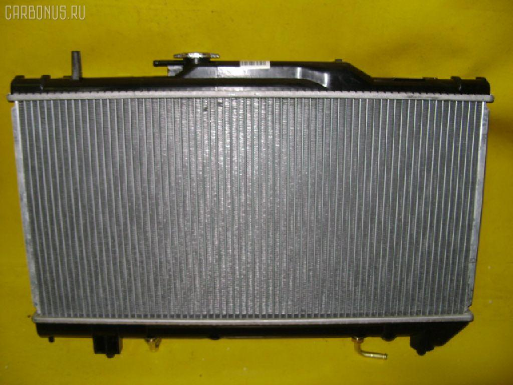 Радиатор ДВС TOYOTA CORONA AT190 4A-FE. Фото 7