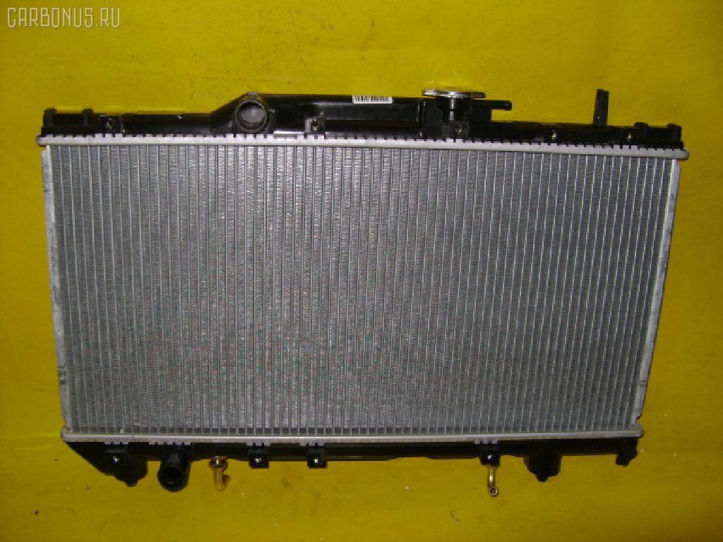 Радиатор ДВС TOYOTA CORONA AT190 4A-FE. Фото 8