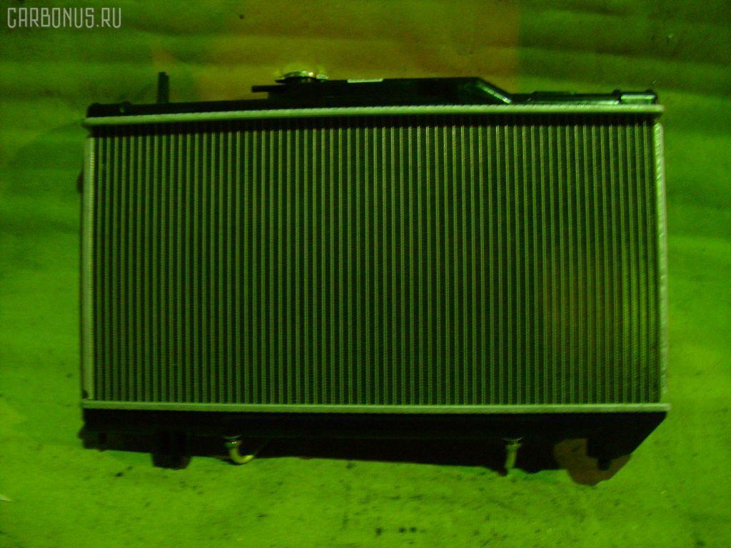 Радиатор ДВС TOYOTA CORONA AT190 4A-FE. Фото 9