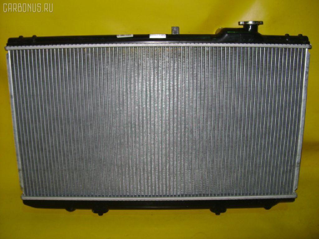 Радиатор ДВС TOYOTA ARISTO JZS161 2JZ-GTE. Фото 11