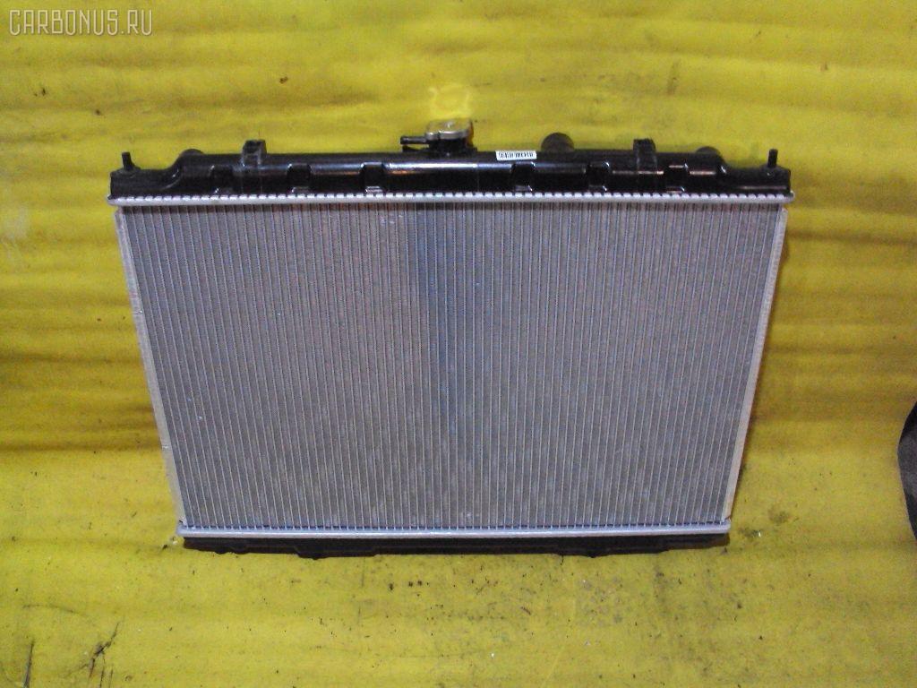 Радиатор ДВС NISSAN X-TRAIL NT30 QR20DE. Фото 2