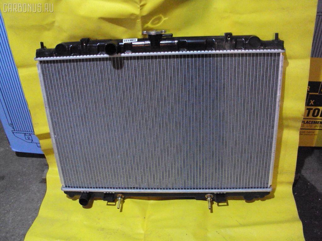 Радиатор ДВС NISSAN X-TRAIL NT30 QR20DE. Фото 4