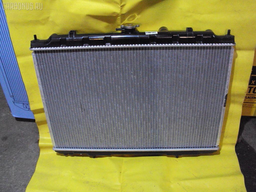 Радиатор ДВС NISSAN X-TRAIL NT30 QR20DE. Фото 5