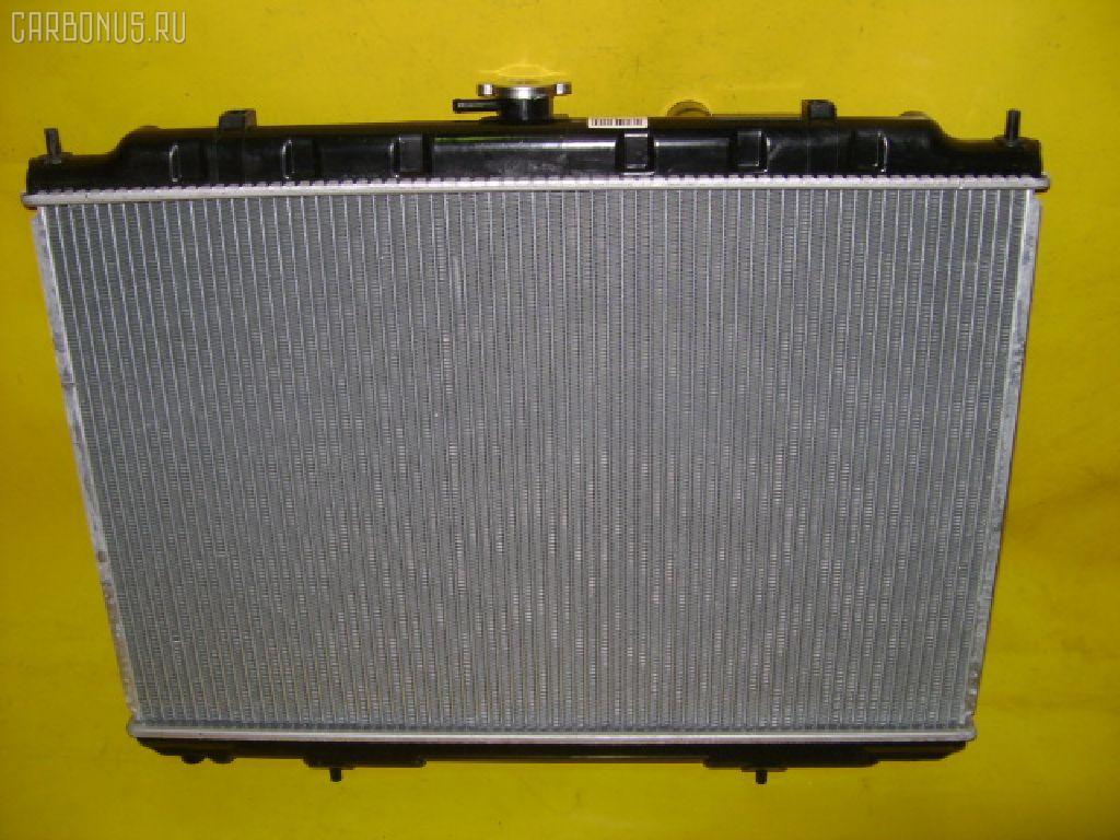 Радиатор ДВС NISSAN X-TRAIL NT30 QR20DE. Фото 6